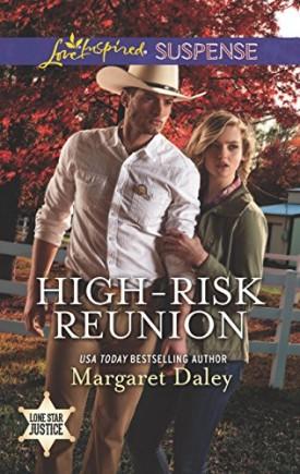 High-Risk Reunion (Lone Star Justice) (Mass Market Paperback)