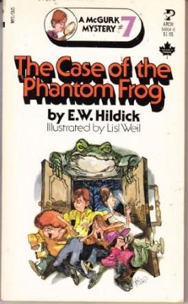 CASE OF THE PHANTOM FROG (MCGURK MYSTERY, NO 7)