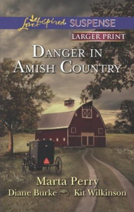 By Marta Perry Danger in Amish Country: Fall from GraceDangerous HomecomingReturn to Willow Trace (Love Inspired (Large Print) [Mass Market Paperback] (Paperback)