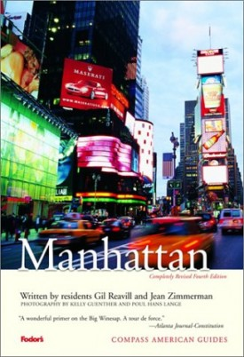 Compass American Guides: Manhattan, 4th Edition (Full-color Travel Guide) (Paperback)
