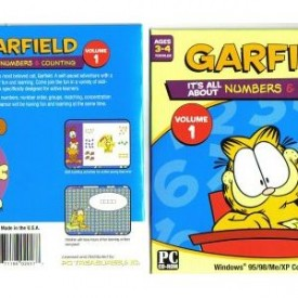 Garfield Its all about Numbers & Counting (Software)