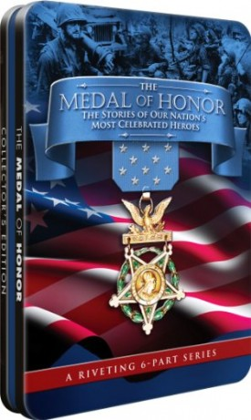Medal of Honor - 6-Part Documentary Series - Tin [DVD] [2012]