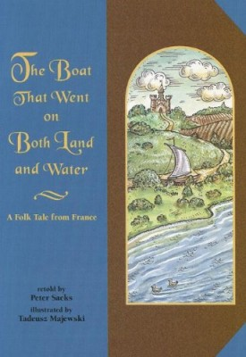 READING 2000 LEVELED READER 6.179A THE BOAT THAT WENT ON BOTH LAND AND WATER (Scott Foresman Reading: Orange Level)