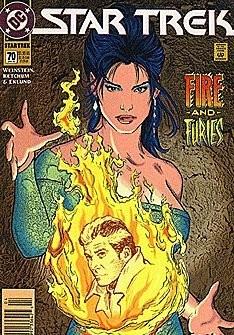 Star Trek #70 Comics April 1995