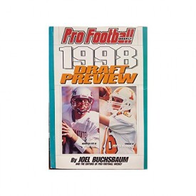 PRO FOOTBALL WEEKLY 1998 DRAFT PREVIEW MAGAZINE (Paperback)