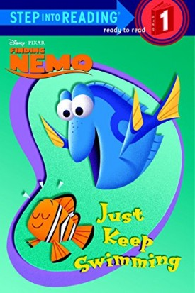 Just Keep Swimming (Step-into-Reading, Step 1) (Paperback)