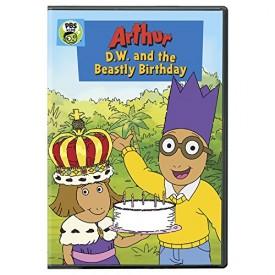 Arthur: D.W. And The Beastly Birthday (DVD)