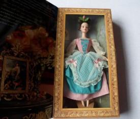 Hallmark Special Edition Barbie Fair Valentine Doll Third In Be My Valentine Series 1997