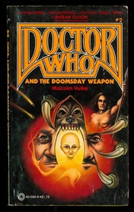 Dr. Who and the Doomsday Weapon (Mass Market Paperback)
