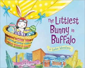 The Littlest Bunny in Buffalo (An Easter Adventure) (Hardcover)