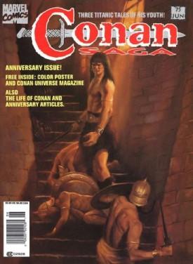 Conan Saga #75 Single Issue Magazine