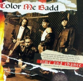 Time & Chance (Audio CD)