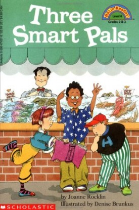 Three Smart Pals (Hello Reader, Level 4) (Paperback)