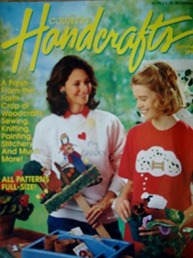 Country Handcrafts Magazine Back Issue Summer 1994