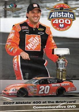2007 Allstate 400 at the Brickyard [DVD] [2007]