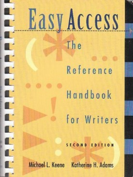 Easy Access: The Reference Handbook for Writers 2nd Edition (Paperback)