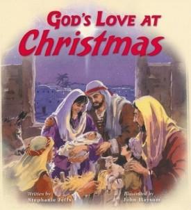 Gods Love at Christmas Mini Book (Paperback)