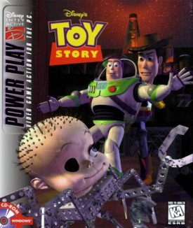 Toy Story Power Play - PC [Windows 98]