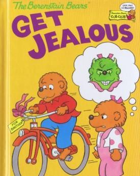 The Berenstain Bears Get Jealous (Cub Club) (Vintage) (Hardcover)