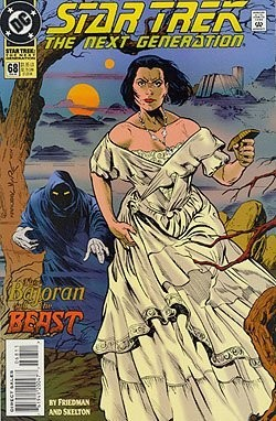 Star Trek: The Next Generation #68 Comics Feb 1, 1995
