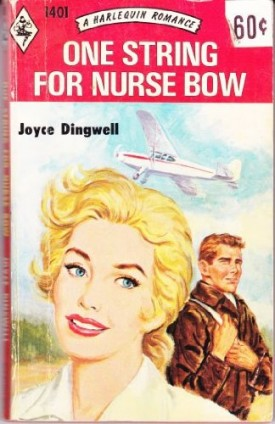 One String for Nurse Bow (Harlequin Romance, No. 51401) (Mass Market Paperback)