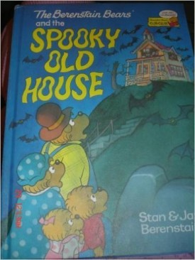 The Berenstain Bears and the Spooky Old House (Vintage) (Hardcover)