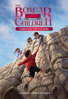 Mountain Top Mystery [Paperback] Warner, Gertrude Chandler and Cunningham, David