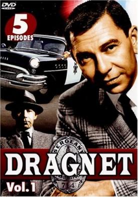 Dragnet, Vol. 1 (DVD)