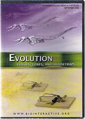 Evolution: Fossils, Genes, and Mousetraps (DVD)