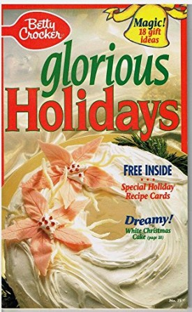 Glorious holidays (Creative recipes) (Cookbook Paperback)
