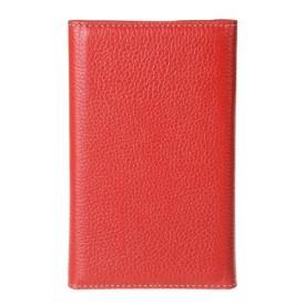 Melkco - Premium Leather Case for LG Optimus G2/F320 (Red) - LGF320LCFO1RDLC