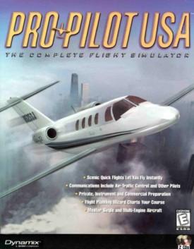 ProPilot USA: The Complete Flight Simulator [Double CD] [video game]