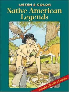 Native American Legends (Listen & Color)