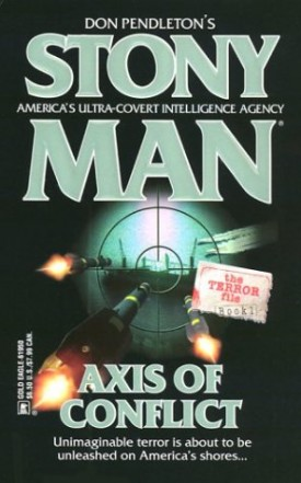 Axis Of Conflict   The Terror File [Aug 01, 2003] Pendleton, Don