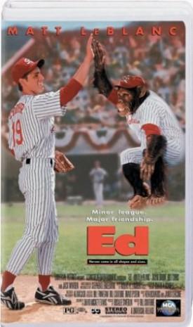 Ed [VHS] [VHS Tape] (1997) Matt LeBlanc; Jayne Brook; Gene Ross; Paul Hewitt;...