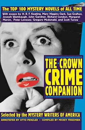 The Crown Crime Companion (Paperback)