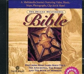 The Deluxe Multimedia Bible [Color] [CD-ROM]