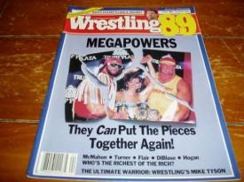 Wrestling Magazine Summer 1989 Vol. 7 No. 2