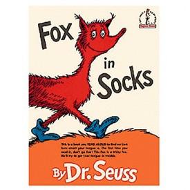Fox in Socks (Beginner Books) (Hardcover)