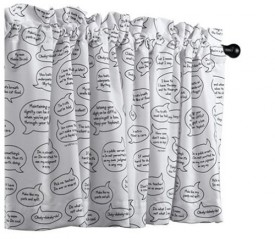 Simpsons Valance [Baby Product]
