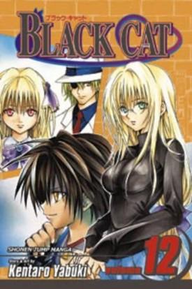 Black Cat, Vol. 12 [Paperback] [Jan 01, 2008] Yabuki, Kentaro