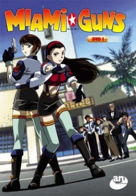 Miami Guns, Vol. 1 (DVD)