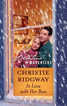 In Love with Her Boss (Montana Mavericks) (Paperback)