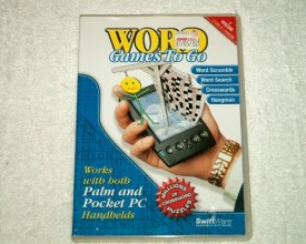PDA WORD GAMES TO GO DVD [Electronics]