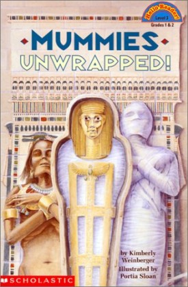 Mummies Unwrapped (level 3) (Hello Reader) (Paperback)