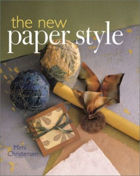 The New Paper Style  (Hardcover)