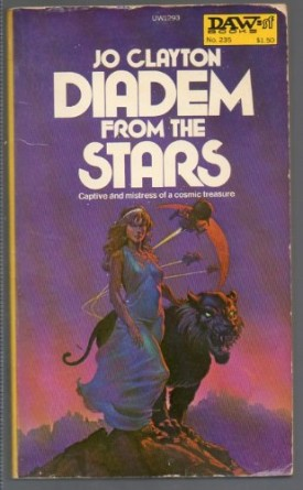 Diadem from the Stars (Diadem, Bk. 1)  (Mass Market Paperback)