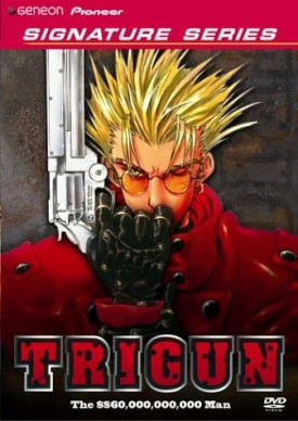 Trigun - The 60 Billion Dollar Man (Vol. 1)  (Geneon Signature Series) [DVD] ...