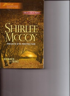 Private Eye Protector (Paperback)