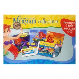 Disneys the Little Mermaid Collection- Triple Story Pack  (Paperback)